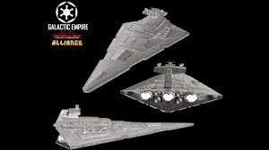 Star Wars | Empire at War | FOC Alliance | ISD MKI vs MC80B