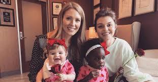 Thomas Rhett and Lauren Akins' girls played Cupid for Valentine's Day |  Rare Country