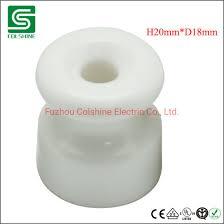 Retro Ceramic Insulator Electric Fence Wire Connector China Porcelain Insulator Wire Connector Made In China Com