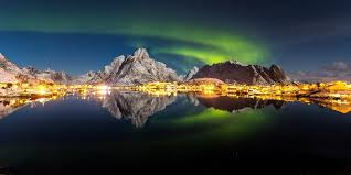 northern lights in norway best places