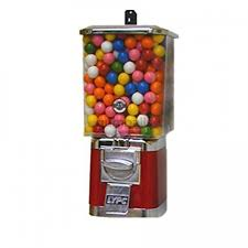 tough pro line candy gumball machine