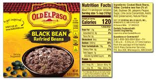 refried beans nutrition nutritionwalls