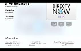 as directv now dvr beta crosses into 2