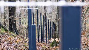 Denmark Completes Contentious Fence Along German Border News Dw 02 12 2019