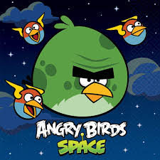 Amazon.com: Angry Birds 'Space' Large Napkins (16ct): Kitchen & Dining