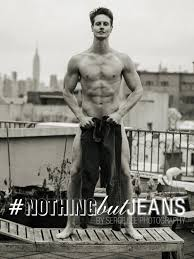 Wesley Campbell for #NothingButJeans by Serge Lee