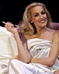 Jerry Hall: The Girl Can't Help It - THE SOCIETY CHRONICLES