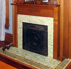 victorian style fireplace tiles for