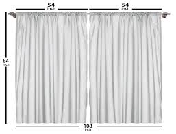 Ambesonne Girls Boys Kids Baby Lover Decor Collection 108x63 Inches Window Treatments For Kids Bedroom Curtain 2 Panels Set Woodland Forest Animals Trees Birds Owls Fox Bunny Raccoon Mushroom Curtains