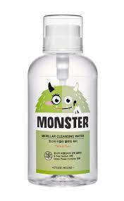 monster micellar cleansing water 700ml
