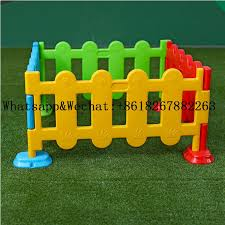 China Colorful Kids Plastic Fence For Garden China High Quality Kids Plastic Fence And Colorful Kids Plastic Fence Price