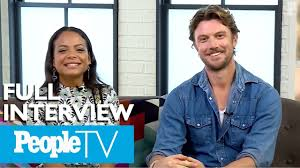 Christina Milian And Adam Demos On Their 'Impeccable Chemistry' In 'Falling  Inn Love' | PeopleTV - YouTube