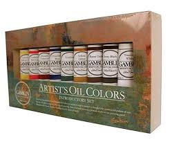 gamblin artist oil colors introductory