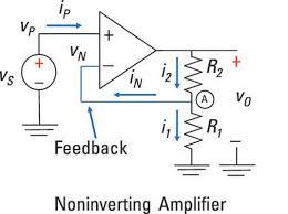 yze noninverting op amp circuits