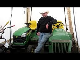 lawn mower vs garden tractor which do