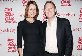 Savannah Guthrie Boyfriend Husband Foto ...