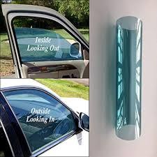vlt light blue car window tinting