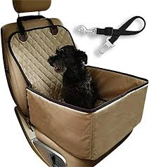 pet front seat cover pet booster seat