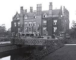 Perry Hall, Birmingham,built originally in 1576. Demolished in ...