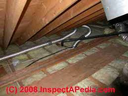 Bath Exhaust Vent Slope Recommendations Which Way Should Bath Exhaust Fan Duct Slope To Avoid Building Leaks
