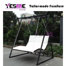 outdoor garden hammock swing chair