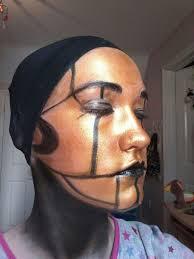 steam powered giraffe makeup attempt
