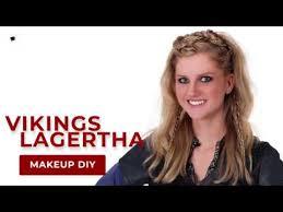 vikings lagertha makeup tutorial you