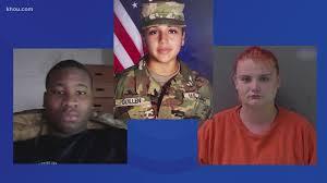 Aaron Robinson, Cecily Aguilar suspects in Vanessa Guillen case ...