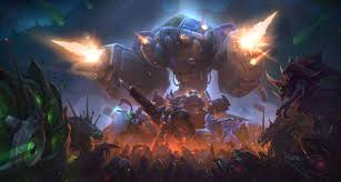 starcraft heroes 4k games
