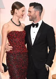 Adam Levin and Behati Prinsloo Welcome First Child — and Her ...