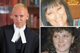 Family members of murdered Janet Scott react to ITV's Judge Rinder ...