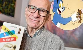 Gene Deitch has sadly passed away 'unexpectedly' aged 95