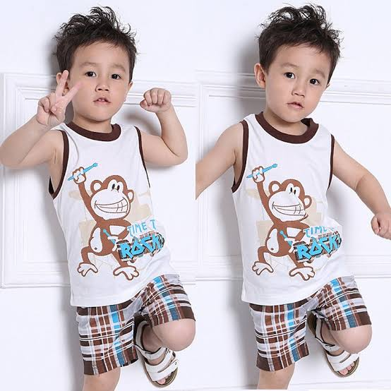 Image result for Summer Clothes Toddlers""