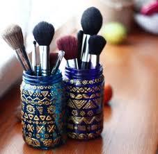practical handmade makeup organizer