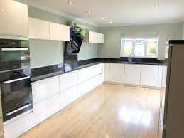 alno kitchen with granite worktops
