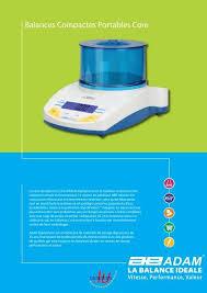 Brochure balance Adam Core (PDF)