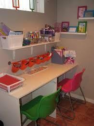 Creating A Diy Kids Zone Kids Crafts Kids Craft Area Kids Play Room Room Organization Diy Bedroom Kids Desk Organization Kids Room Organization Diy