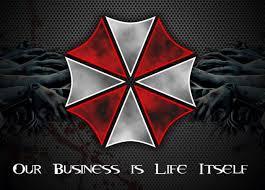 Umbrella Corporation Resident Evil Game Car Bumper Window Sticker Decal 5 X4 For Sale Online Ebay