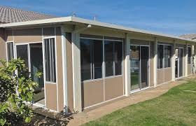 enclosed patio covers patio ideas