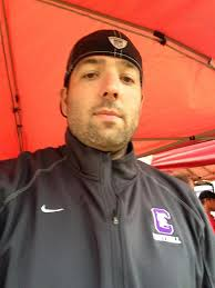 """Uživatel Aaron Utrup na Twitteru: """"Supporting my favorite Columbus College  Football Team @CoachCandeto #CapFB http://t.co/PX5WUecdL6"""""""
