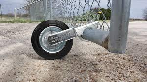 Mofeez Gate Wheel For Metal Swing Gate W Buy Online In Japan At Desertcart