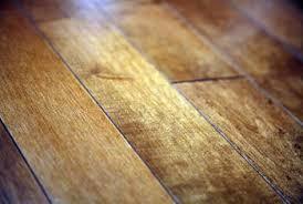 wax is for hardwood flooring