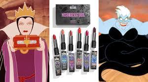 disney villains makeup collection