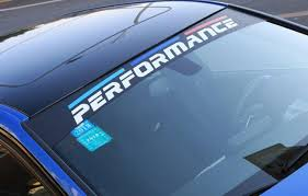 2020 M Performance Front Windshield Sticker For Bmw Mini Cooper X1 X2 X3 X4 X5 M M3 Car Styling Decals From Jgrfs 9 82 Dhgate Com