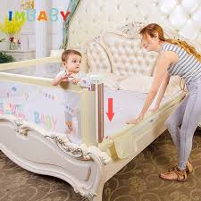 Aliexpress Com Buy Bed Rail Baby Bed Fence Safety Gate Baby Barrier For Beds Crib Rails Security Fencing Children Guardrai Baby Barrier Baby Playpen Baby Bed