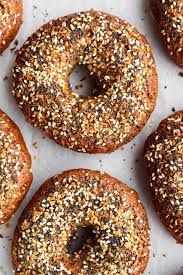 whole wheat everything bagels a