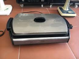Bộ bếp điện chảo rán ,chiên nướng Toshiba Nhật - 76269107