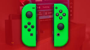 Nintendo Switch Gets Green Joy-Cons, Available To Pre-Order Now ...