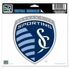Sporting Kansas City Stickers Decals Bumper Stickers