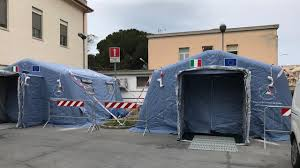 Coronavirus, donna della provincia di Sassari fra i ricoverati a ...